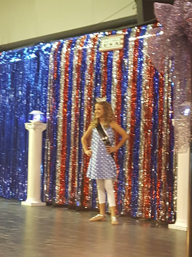 Miss Pre-Teen Madison County 2016 Lauryn Funk