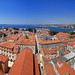 Old Zadar from the Clock Tower