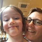 Selfie with mum<br/>22 Jul 2017
