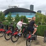 Boris bike to the aquatic centre?<br/>15 Jul 2017