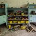 Toys at a Kindergarten in Pripyat - Chernobyl