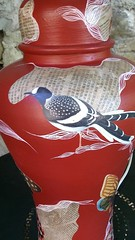 Oiseaux papillons rouge A (2)