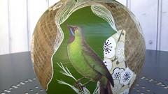 Oiseaux papillons vert C (2)