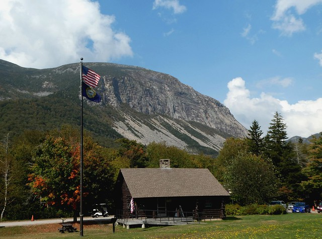 9/18/17 Another gorgeous day in Franconia Notch State Park