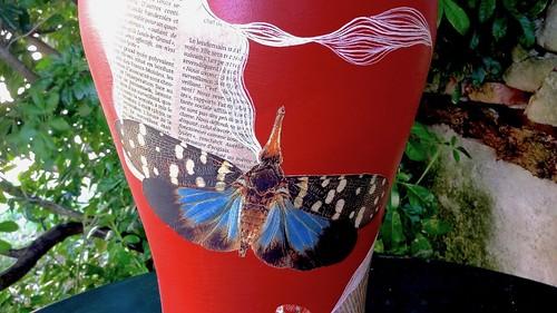 Oiseaux papillons rouge A (4)