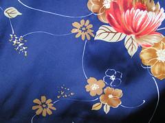 Halterneckklänning från Hawaii.