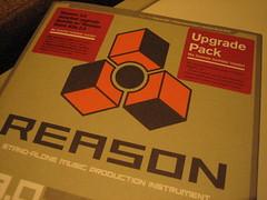 Reason 3.0 box