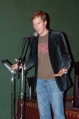 Andrew Sean Greer at the January Progressive Reading
