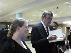 eeka and Garrison Keillor