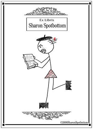 sharon-Ex-Libris