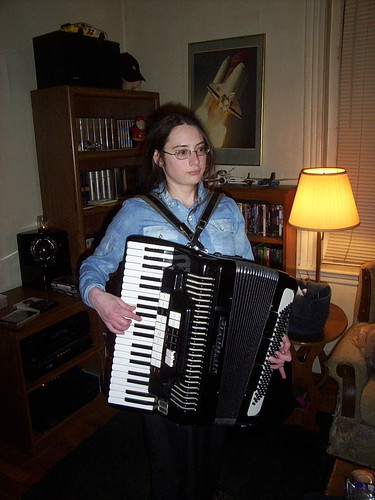accordion!