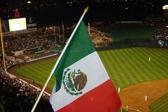 Mexicanos en grito de béisbol
