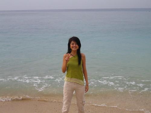 finally at a beach!!