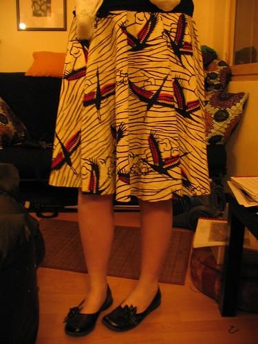 Bird skirt (4)