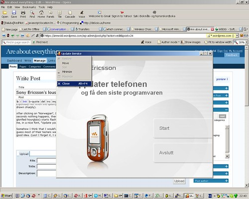 download sony ericsson k800i pc suite free
