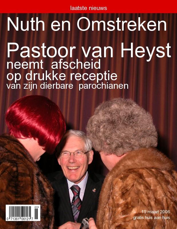Pastoor van Heyst