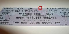 Ticket#1