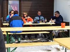 Mittagspause in Madrissa