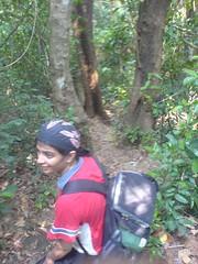 Amitha and the path