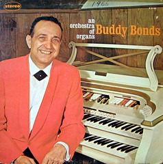 Buddy Bonds - An Orchestra of Organs
