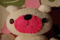 Lill-Klas teddy bear