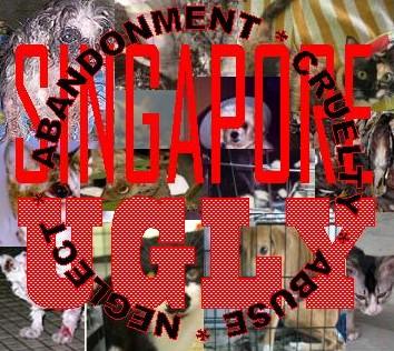 Singapore UGLY!