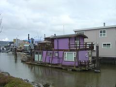 Sausalito Houseboats