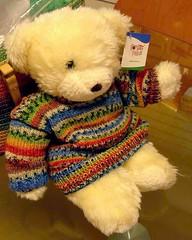 Opal Baby Sweater