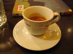 第一杯 musetti espresso