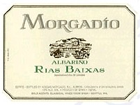 2004 Morgadio Albarino Rias Baixas
