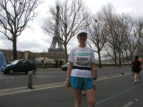 Paris Marathon April 2006 010