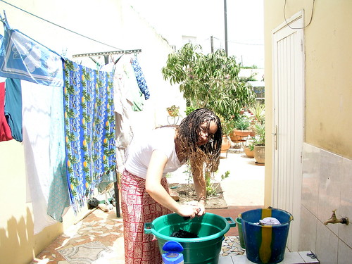 African Washerwoman