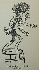Illustration af BP fra Paa Ridderf�rd
