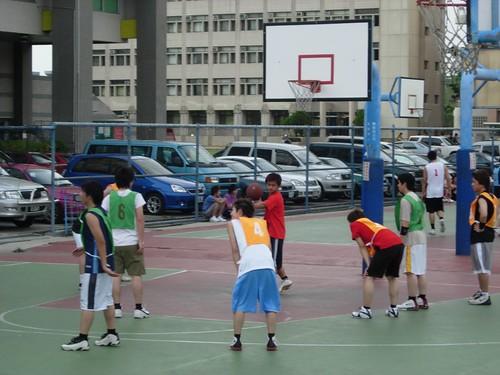 所際盃籃球賽又要開打囉!!