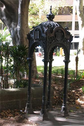 Sydney - Macquarie Place Park