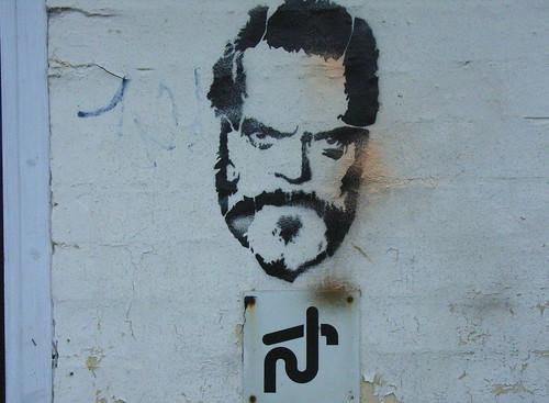 Orson Welles Stencil