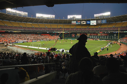 DC United at RFK