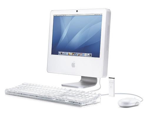 iMac de ultima generación