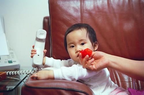 欧美小孩兄弟吃西瓜头像