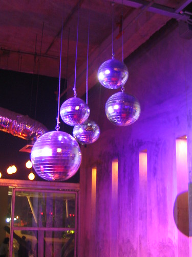 Shiny Disco Balls