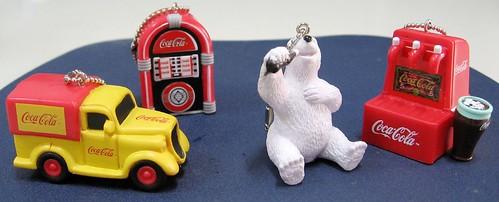 coke toys