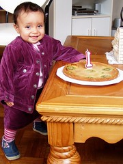 Daniela's First Birthday