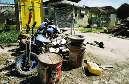 Bike Trash_New Orleans