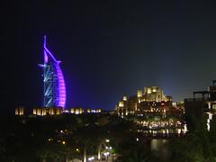The (Purple) Burj Al Arab, Dubai
