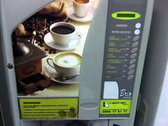 Brazilian Coffee Machine