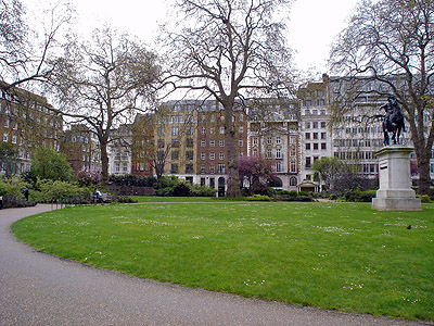 St James Square