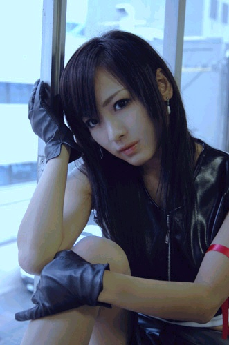 Tifa Cosplayer 6