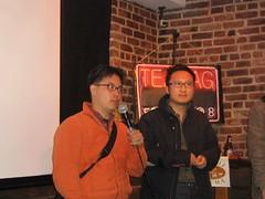 Francis Hsueh & Steve Hahn