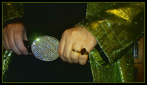 The King of Bling-Bling