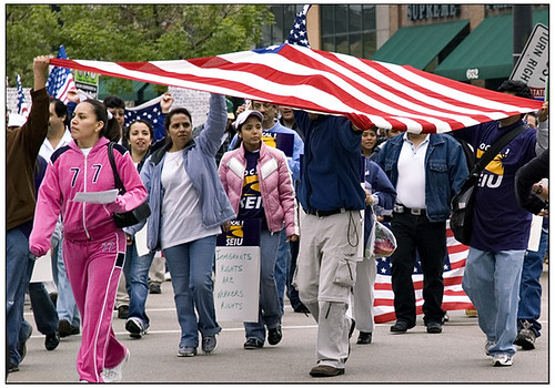 Immigrant rights are workers rights